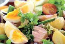 Ensaladas / Recetas de ensaladas de todo tipo