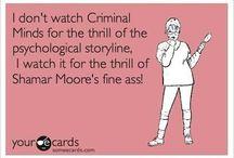 Criminal Minds no1 fan!! / by Sam Dawson