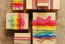 All to do with DECORATING/WRAPPING / Anything to do with decorating gift wrapping or cards. Party decorating and table ideas
