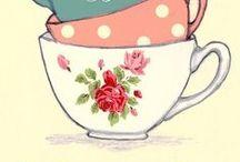 Tea cup | Mug / by Ge Ferris