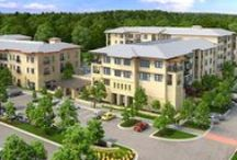 The Overlook at Menger Springs / Morningside Ministries newest and largest senior living facility. The Overlook features large modern apartments, a terrace, a cafe bistro and many more amenities. http://overlookatmengersprings.org