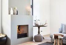Scandinavische stijl / De Scandinavische stijl van Pieters sfeer en interieur is geïnspireerd op het noorderlicht.