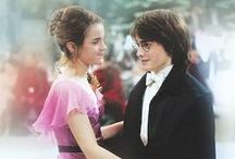 Daniel radcliffe and Emma watson / About the couple Daniel Radcliffe and Emma Watson - Harry Potter and Hermione