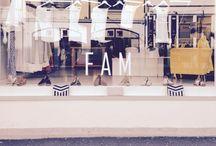 FAM Kristiansand / FAM Kristiansand. FAM er en koselig nisjebutikk til den trendbevisste kvinne. Vi ligger i hjertet av Kristiansand i Skippergata 11. Vi fører bl.a. Calvin Klein, Graumann & Stella Nova.
