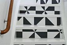 DIY: de hal / Hier vind je de leukste diy-inspiratie om van je hal een mooie entree te maken. Zo kom je altijd fijn thuis!