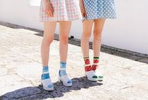 Socks & Sandals Can Be Cute AF {STYLE INSPO} / Proof that socks and sandals can be totally cute as hell!