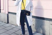 Kenza Zouiten / outfits fashion