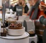 Rezepte & Genuss Ideen / Leckere Rezepte und Ideen zum Genießen: Pasta, Salat, Suppe, mediterrane Gerichte, Spargel, Kürbis, Braten. Schnelles Gericht am Mittag oder aufwendige Rezeptideen für ein Menü am Abend, wenn Freunde zu Besuch kommen. Tipps für eine festliche Oster-Tafel ebenso wie für eine Sommerparty oder auch ein exklusives Menü für Weihnachten und Partysnacks für Sylvester. Genüsse und Genussmessen gibt´s im Blog. Es gibt so viele leckere Genüsse und Rezept-Ideen im Frühling, Sommer, Herbst und Winter.