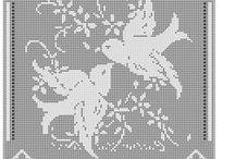 Filet Crochet I