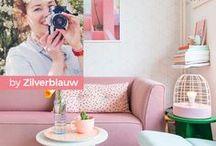 WOWN! By Zilverblauw / Blogger, fotograaf en ontwerper Anki Wijnen runt het meermaals met awards bekroonde zilverblauw.nl. In 2015 gaf Anki het boek 'Shoot! Fotograferen met je hart' uit, waarin zij haar fotografiegeheimen prijsgeeft en in 2017 verscheen 'Snap! Fotograferen met je smartphone'.  Voor WOWN! ontwierp Anki haar eigen collectie.