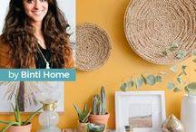 WOWN! By Binti Home / Met veel ambitie en passie runt Souraya Hassan sinds 2009 haar eigen bedrijf Binti Home voor interieurontwerp, styling en fotografie. Op haar persoonlijke, met awards bekroonde interieur- en lifestyle blog deelt zij, met alleen eigen fotografie, dagelijks inspiratie op het gebied van interieur, lifestyle en styling. Haar half Nederlandse-, half Egyptische roots zijn een groot inspiratiebron voor haar merk en projecten. Voor WOWN! ontwierp Souraya haar eigen collectie.