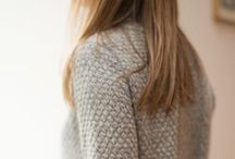 Lovely Knits  / by With Lovely, | Kia Nishimine