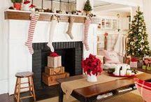 Christmas Decor / Beautiful Christmas decorating ideas.