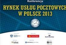 Rynek Usług Pocztowych w Polsce / Konferencja Rynku Usług Pocztowych w Polsce