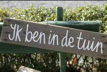 Garden _ Tuinen the Netherlands Holland Nederland / by Mieke Löbker