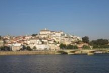 Coimbra and beyond - travel articles in English / A collection of travel articles in English about Coimbra and further afield in Portugal.