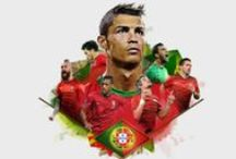 Portugal at the World Cup - Brazil 2014 / A collection of links to texts in English and images related to the Portuguese football team at the 2014 World Cup.