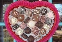 Be Mine <3 / Valentine's Day craft, food and party ideas!