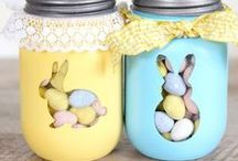 Easter / Crafts, decor and entertaining ideas for Easter and spring!