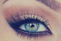 magic created with make-up / makijaż, make up