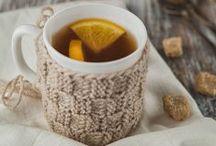 magic created with coffee & tea