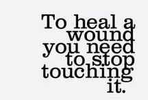 Remember to heal