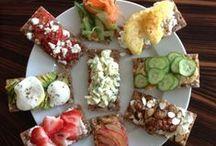 Healthy snacks/breakfast
