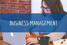 Business Management / Learn ways to manage budgets, staffing, and marketing, as well as fulfill state and county licensing requirements.