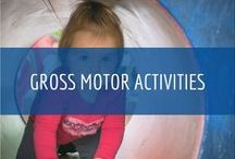 Gross Motor Activities / Learn More About The Importance of Gross Motor Activities at Child Care Aware of North Dakota www.ndchildcare.org/providers/activities