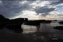 Playas del Cantábrico / #Fotografías de #mares y #playas del Mar #Cantábrico en España.