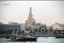 Qatar / Fotografías de paisaje y retrato de #Qatar #Doha