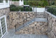 Aluminum Rails / Custom Welded Powder Coated Aluminum Railings