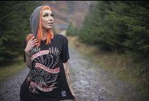 Corvid Model - Vicki Von Helsing / UK based female model.  Find her on; Facebook - www.facebook.com/vickivonhelsing Instagram - @vickivonhelsing