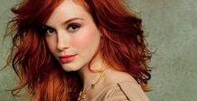 Christina Hendricks / All about the Beautiful Christina Hendricks