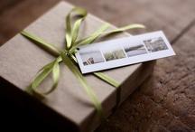 Gift Album / Ideas para regalar inspiradas en fotografías