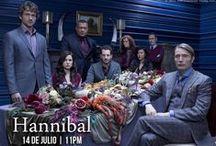 HANNIBAL. / Tomorrow Hannibal series premieres on NBC 10/9c Mind games begin (4 April). Los juegos de la mente comienzan / The mind games begin.