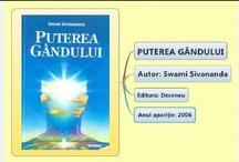 Carti de psihologie si spiritualitate / Aceasta sectiune cuprinde carti pe care  le-am citit ce  merita citite si recitite.