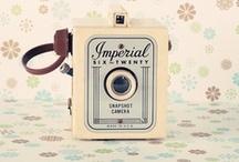 Cameras Album / Una selección de las cámaras de fotos más bonitas