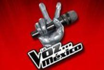 La Voz México - 3a Temporada / Programa de televisión que tendrá su próxima apertura el 08 de Septiembre 2013 en Canal 2 de Televisa.  Television will have his next start on September 8, 2013 in Channel 2 Television.  http://especiales.televisa.com/la-voz/