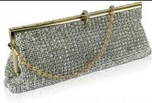 Something sparkly in crystal / Everything that glitters in gorgeous crystal from bags to hair accessories at PreciousBags