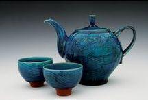 Teapots & Tea Cups / by Mingming Peng