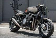 XJR1300 / ideas for my bike