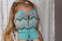 Mantan paja / Knitting