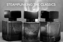 Rouge Bunny Rouge / Cool steampunk interpretation of classic perfumery