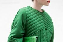 quilted clothing