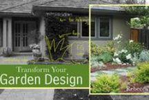 Gardening -  Start Your Summer Flower Garden NOW! / Subscribe below to receive a FREE Interactive Garden Design Guide to help with your Flower Garden this Summer!