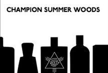 Champion Summer Woods /  We know what you liked last summer... and most of the bestsellers turned out to be woods!  So we put together a SS14 Champion Woods review along with a neat sample pack to savour and enjoy the best of the best summer perfumes as voted by customers last season.  http://bit.ly/1cbpSCP