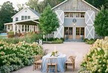 Wedding Receptions / Wedding Reception inspiration