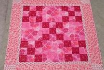 MaBQuilts! / Handmade with love!  Quilted Table Runner, Customizable, any Width/Length/Pattern!