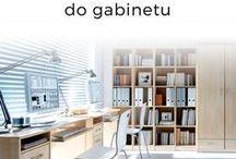 GABINET ☎ Meble biurowe i do gabinetu / Twoje domowe miejsce przeznaczone do działania. Wierzymy, że pobudzaniu kreatywności, sprzyja nie tylko piękno, ale również wygoda. Zadbaj o jedno i drugie. My Ci w tym pomożemy.